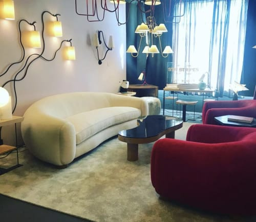 Couches & Sofas by Edition Modern seen at Edition Modern Studio - DTLA, Los Angeles - POLAR sofa