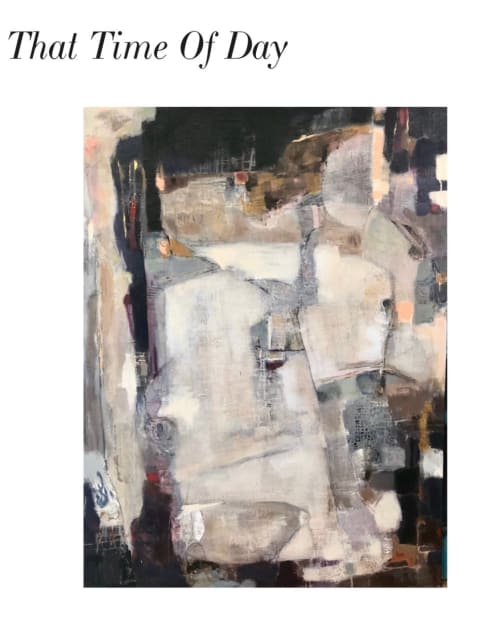 """Paintings by Marcia Reich seen at Private Residence, Westfield - """"That Time Of Day"""""""
