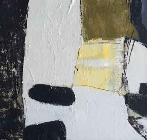 """Paintings by Ruth Keipp seen at Delaware - """"Sentinel"""""""