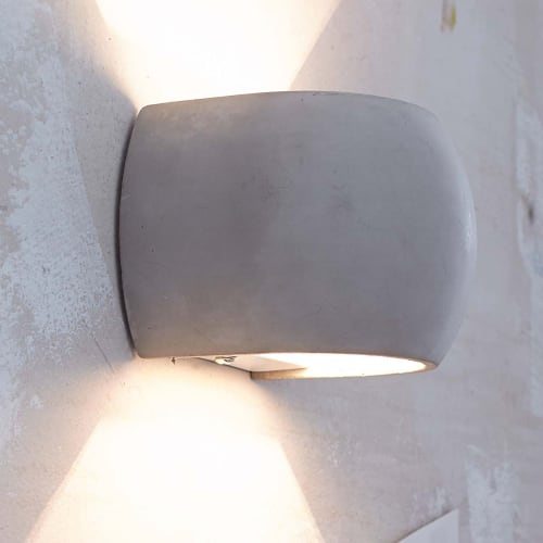 Sconces by SEED Design USA - CASTLE Wall Sconce R