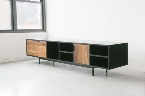 Furniture by Last Workshop seen at Private Residence, New York - Credenza Two