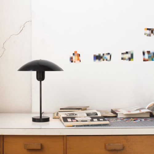 Lamps by In Common With seen at Charlotte Hallberg Studio, Brooklyn - Arundel Table Lamp