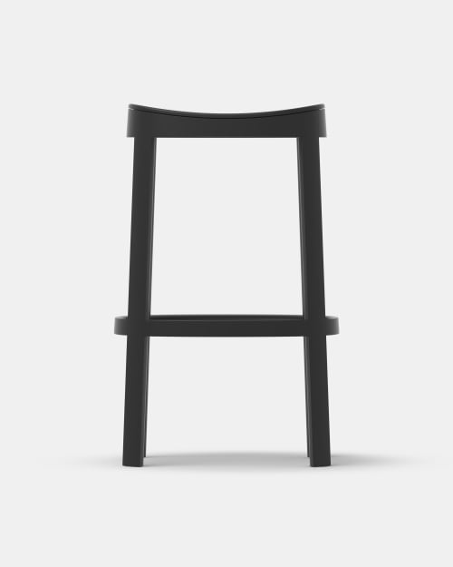 Chairs by Aivan seen at Private Residence, Helsinki - Lammi Bar Stool