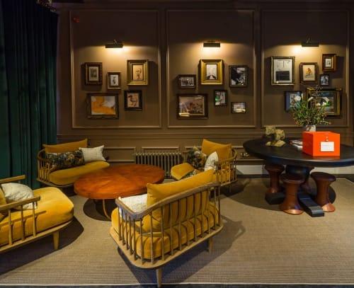 Interior Design by Goddard Littlefair seen at Kimpton Charlotte Square Hotel, Edinburgh - Interior Design