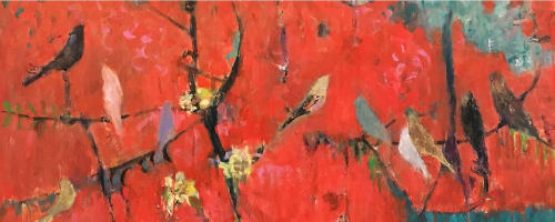 Ellie Harold Fine Art - Paintings and Art