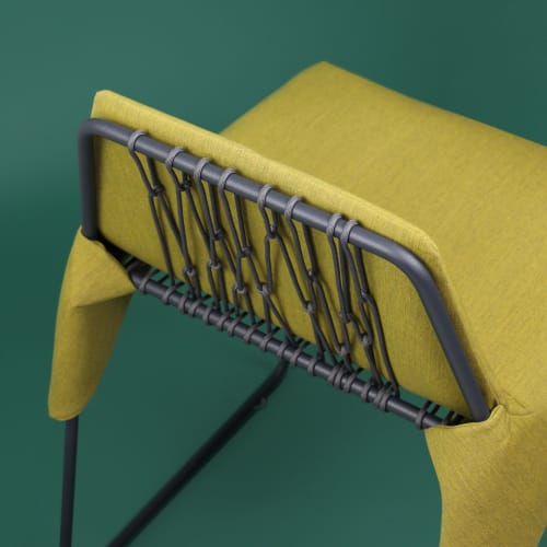 Chairs by Merkled Studio seen at Seattle, Seattle - Merkled Net Wrap Chair