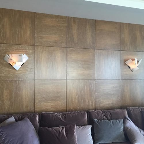 Sconces by Edition Modern seen at Private Residence, Los Angeles - FLY Wall Sconces