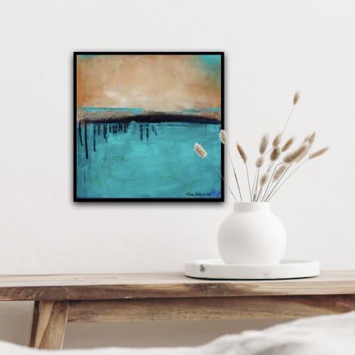Paintings by Tara Catalano Studios seen at Creator's Studio, Phoenix - Meditation 1