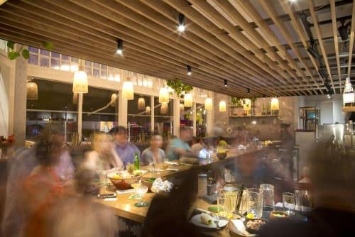 Interior Design by Raw Creative seen at 3301 Tejon St, Denver - Señor Bear