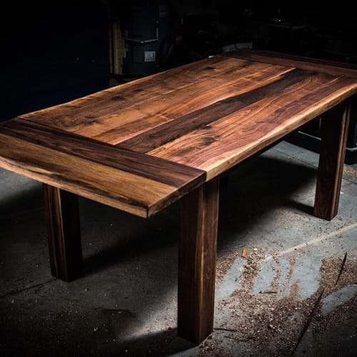 Stone City Woodworks - Tables and Furniture