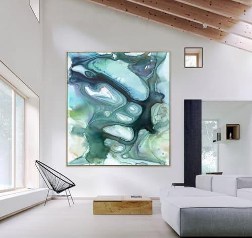 Siren Song | Paintings by Brazen Edwards Artist