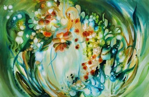 Sara Moons - Paintings and Art