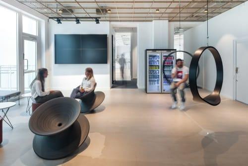Interior Design by Iwona Kosicka Design seen at Red Bull Sweden AB, Södermalm - Redbull Office - Circleswing