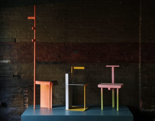 Malcolm Majer - Chairs and Furniture