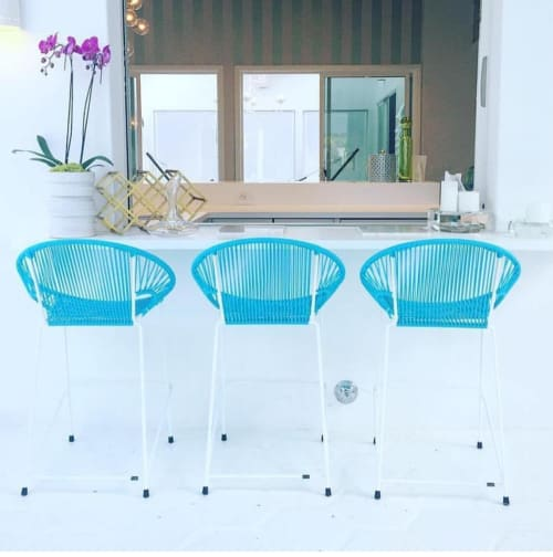 Chairs by Innit Designs - Puerto Stool - Bar Height