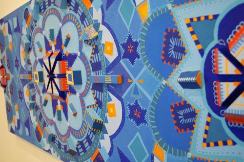 Emilie Darlington - Paintings and Murals