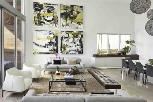 Interior Design by Agsia Design Group seen at Private Residence, Golden Beach, FL, Golden Beach - Golden Beach Residence II