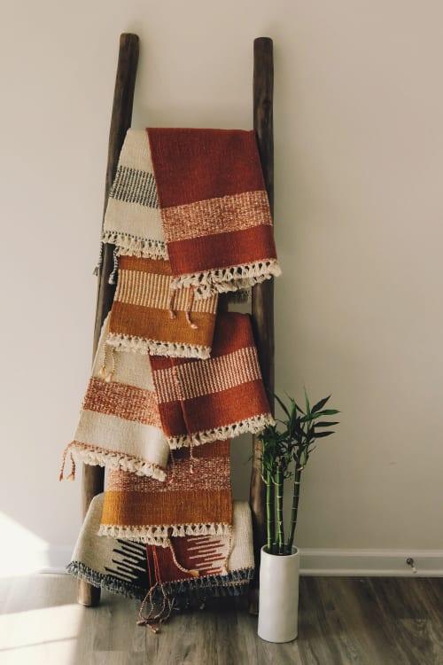 Rugs by Qadimi seen at Creator's Studio, Raleigh - Farzana in Terracotta