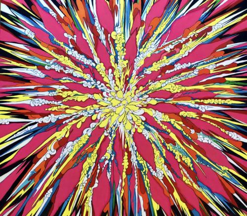 Touko Mizuki - Paintings and Art