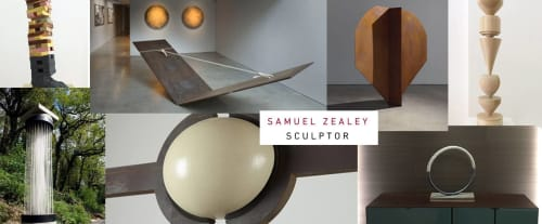 Samuel Zealey - Public Sculptures and Sculptures