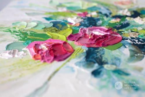 Melissa McKinnon - Paintings and Art