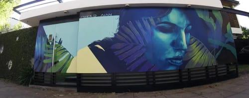 Alan Myers - Murals and Art