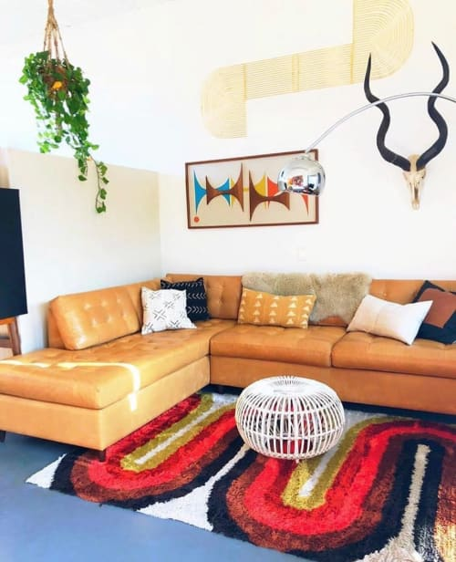 Art & Wall Decor by Bend Goods at Private Residence, Palm Springs - Wall Art