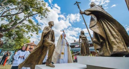 Linda Klarfeld - Public Sculptures and Public Art