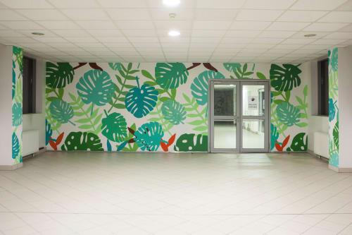 Melinda Šefčić - Murals and Art