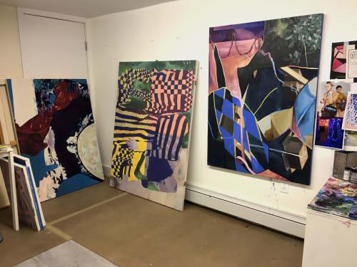 Amelia Midori Miller - Paintings and Art