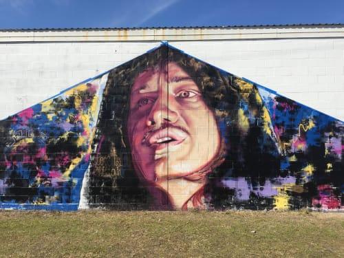 Nicole Holderbaum (Nico) - Art and Street Murals