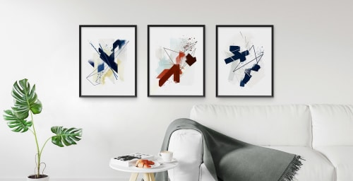 Michael Grace & Co - Art and Pillows