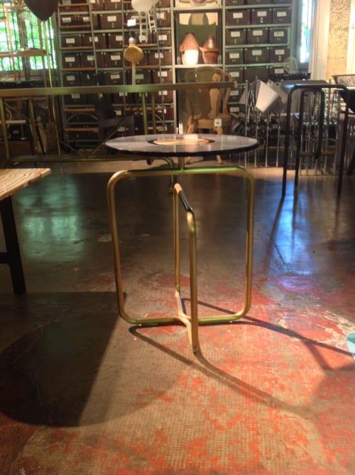 Tables by Roberto Giacomucci seen at Rossana Orlandi, Milano - LP