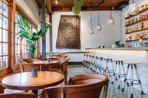 Interior Design by ROY seen at Flores, San Francisco - Interior Design