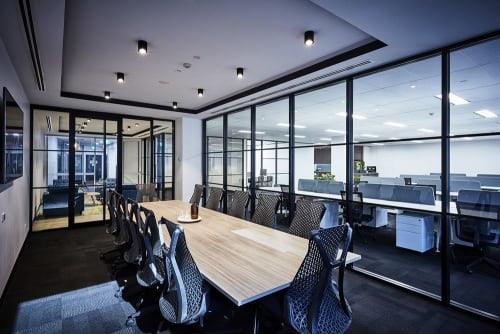 Interior Design by Strutt Studios seen at 151 Property, Sydney - Office Space Project