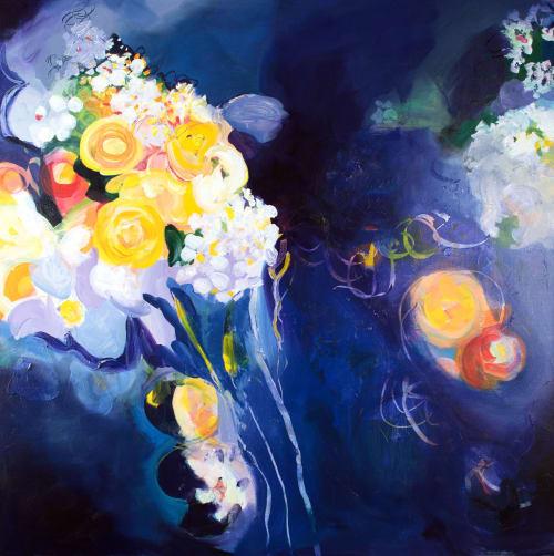 Ruth-Anne Siegel Fine Art - Paintings and Art