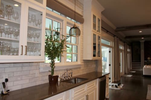 Furniture by naturalDESIGN seen at Private Residence, Brentwood - Kitchen Remodel