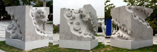 Rafail Georgiev - Raffò - Public Art and Sculptures