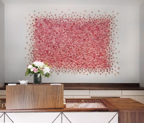 Art & Wall Decor by Carson Fox Studio seen at Chicago, Chicago - Pink Bliss