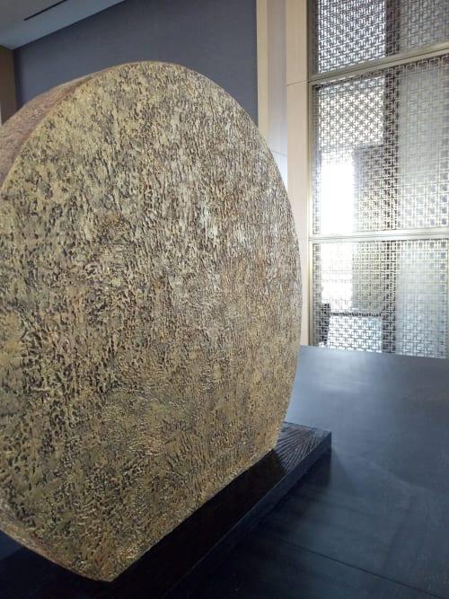 Sculptures by Hay Hay seen at Da Nang - Danang sun