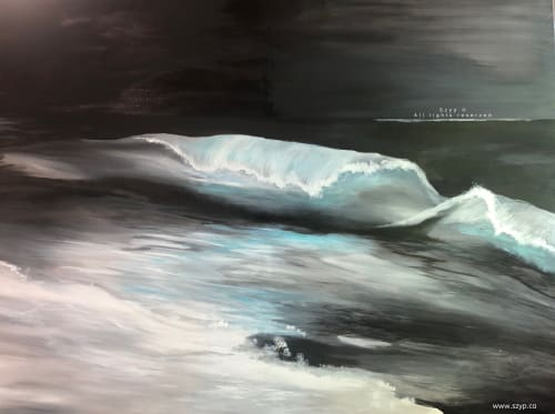 Mara G. Szyp - Paintings and Art