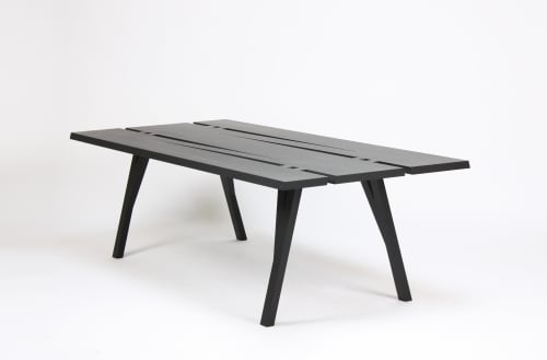 Tables by Mike & Maaike at Private Residence, San Francisco, CA, San Francisco - Divis Table for Council