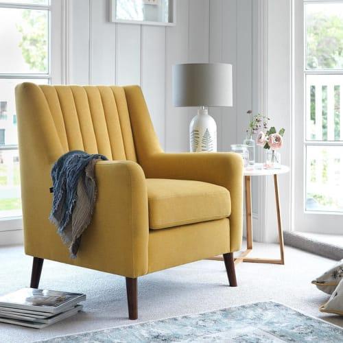 Chairs by Joe Parker seen at Private Residence, Milton Keynes - Heidi Armchair