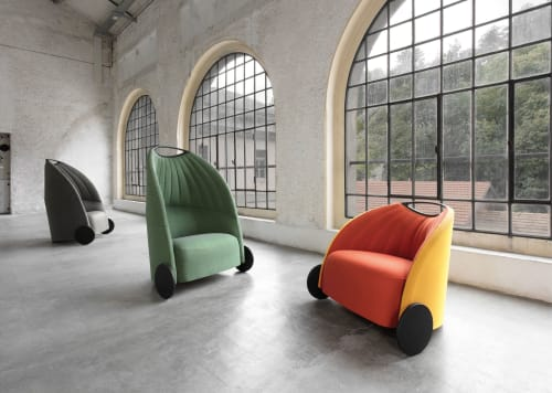 Couches & Sofas by Luxy seen at Centrale Fies - Biga