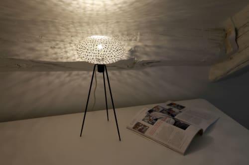 Lamps by Ango seen at Hôtel Chavanel, Paris - Electro-T