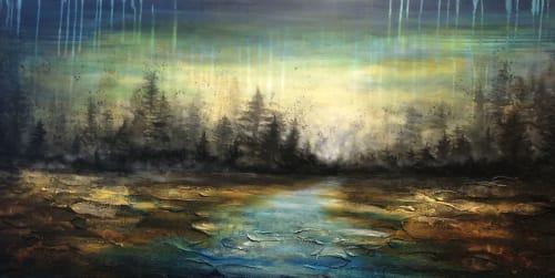 Tiffany Reid Art - Paintings and Art