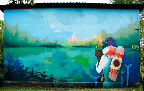 Arhiblazto - Street Murals and Murals