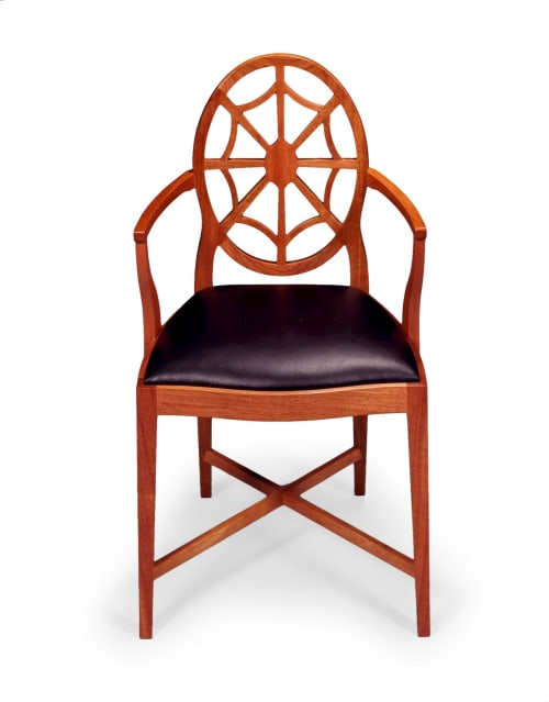Spiderback Chair   Chairs by Lutyens Furniture & Lighting