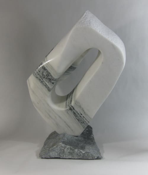 Transition Boundary | Sculptures by Rock and A Soft Place Studios