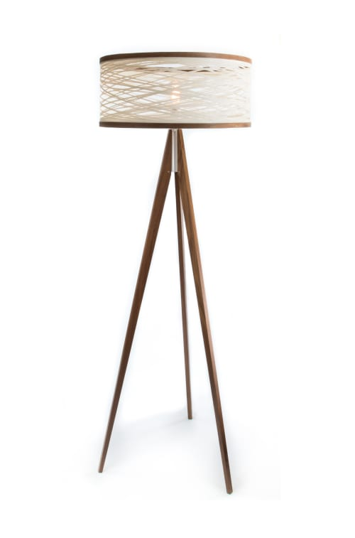 Lamps by Papay Designs - Sinuous Floor Lamp
